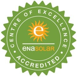 Ena Solar Accreditation